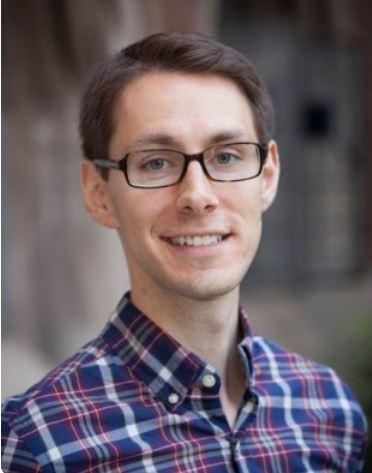 Dustin Hooten (PhD '15, French Literature)