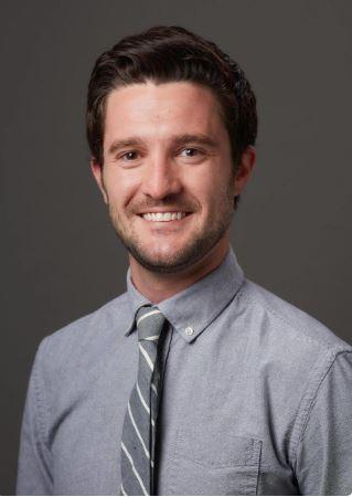 Brandon Holtrup (PhD '18, Molecular, Cellular, & Developmental Biology