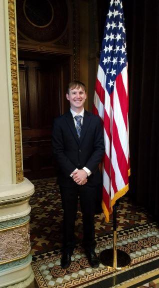 Joey Schmitt (PhD '17, Astronomy)