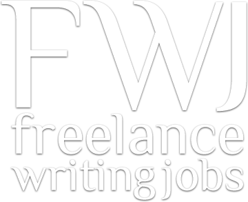 freelance writing jobs logo