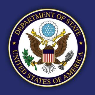 U.S. Department of State; Bureau of Diplomatic Security Logo