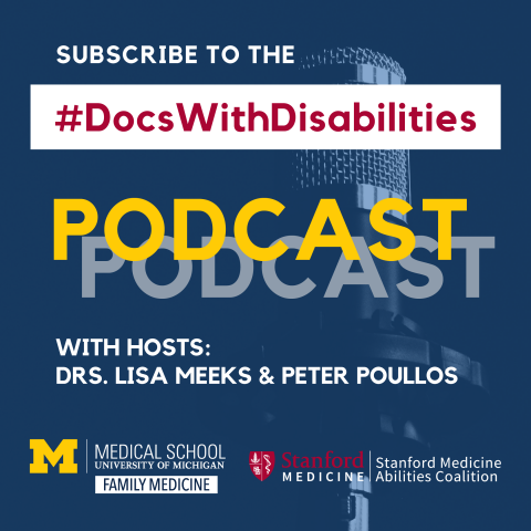 Docs With Disabilities Podcast