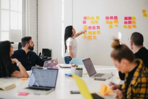 Design thinking team