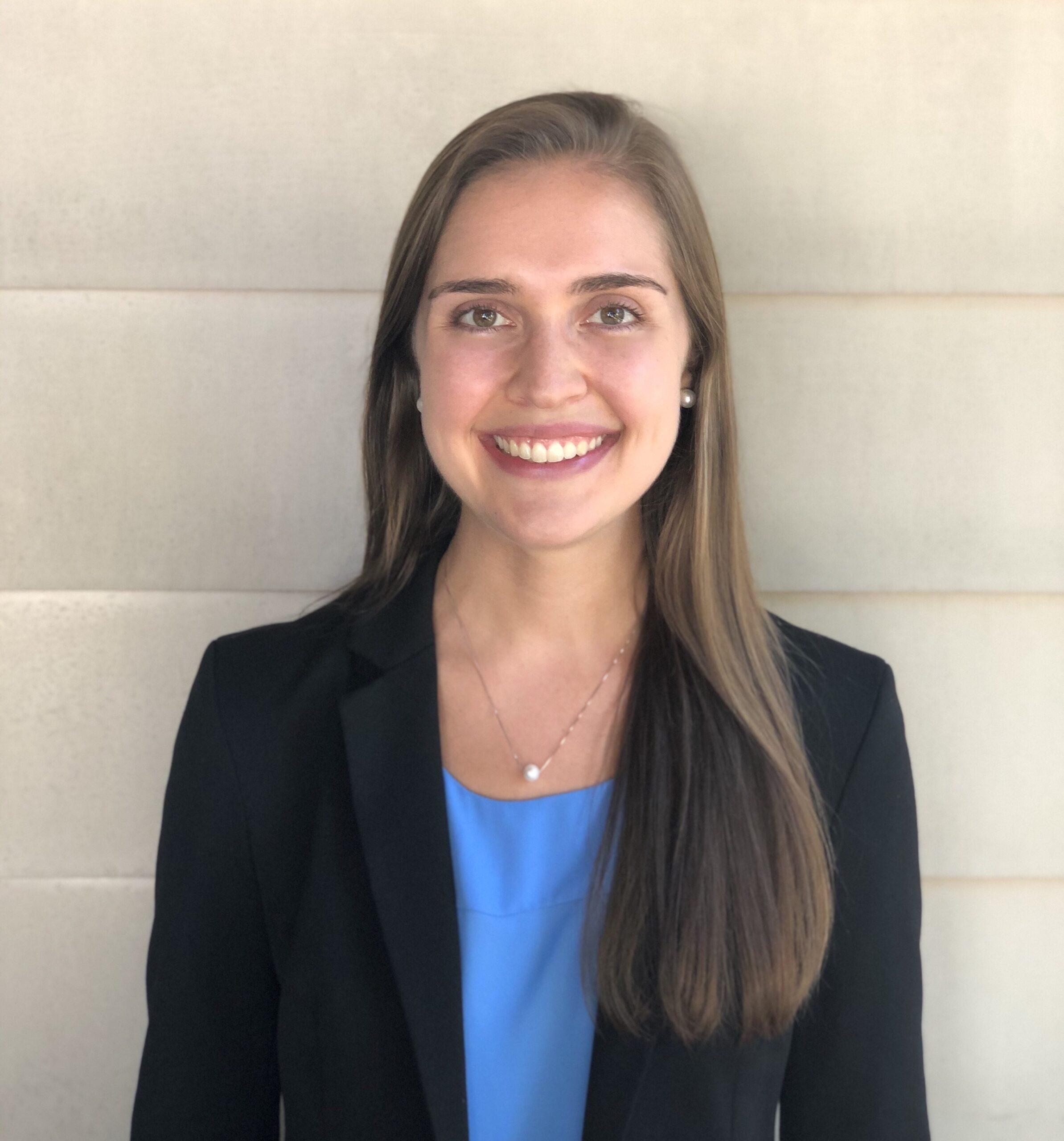 Molly Bucklin (PhD, Immunobiology)