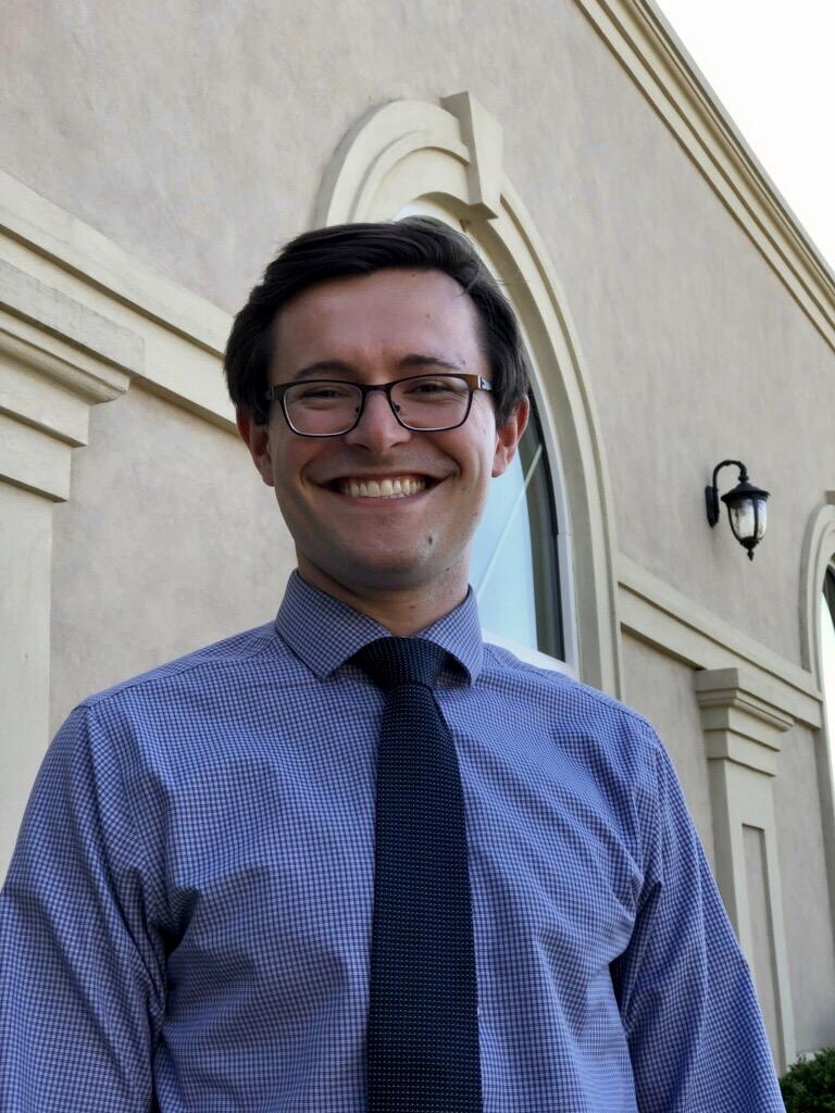 Matthew Ellis (PhD, Cellular & Molecular Physiology)