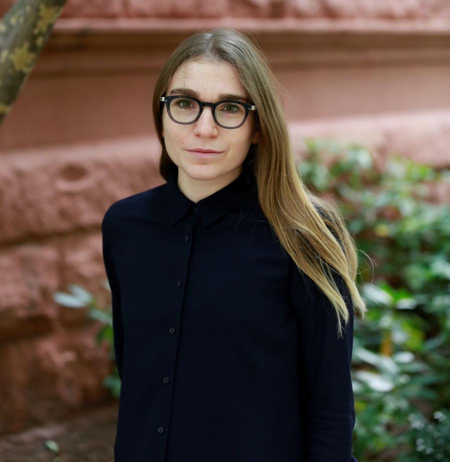 Chloe Papadopoulos (PhD, Slavic Languages and Literatures)