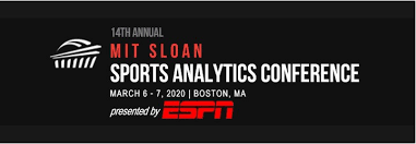 MIT Sloan Sports Analytics Conference Hackathon