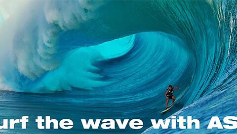 SurftheWave