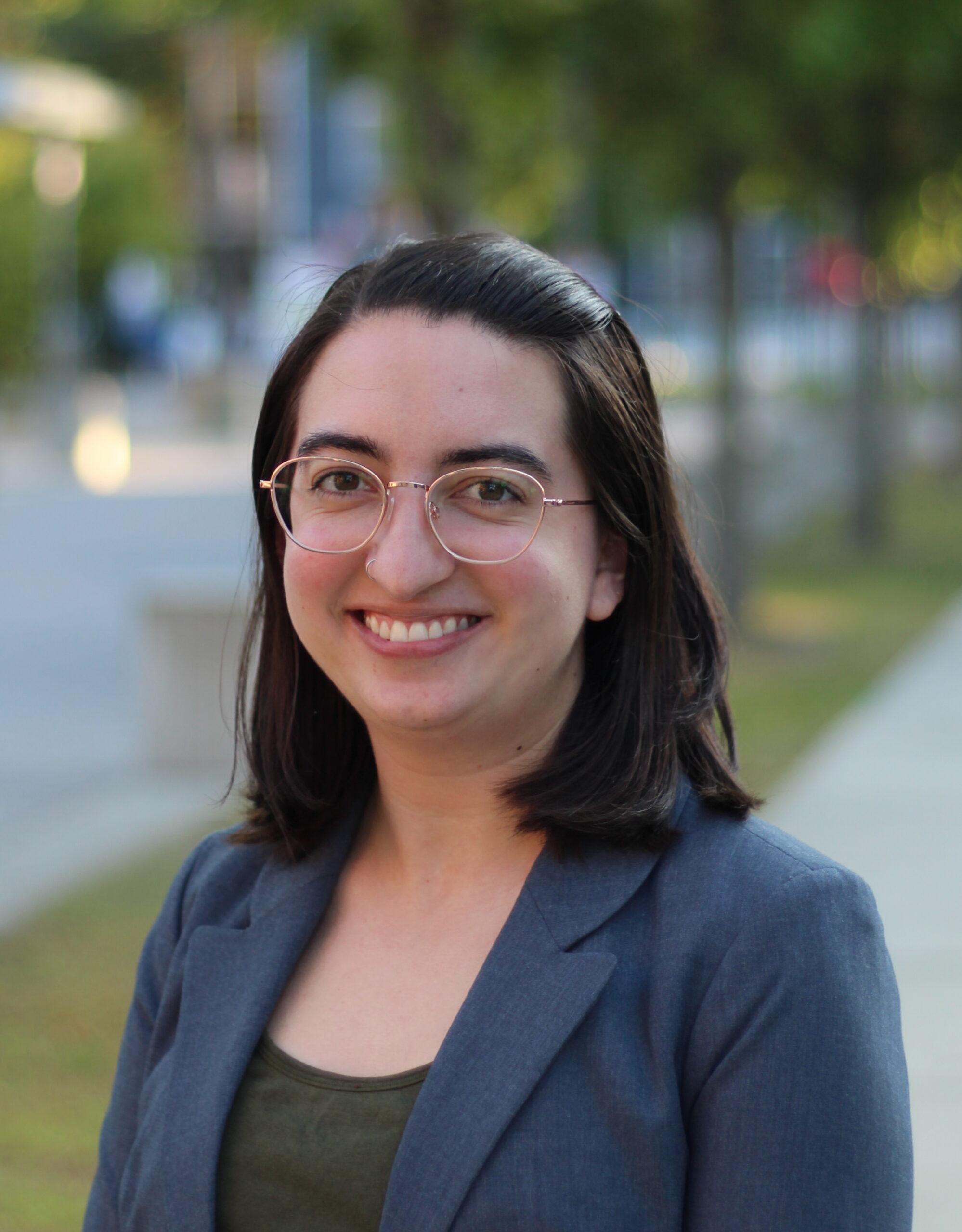 Sydney Muchnik (PhD, Genetics)